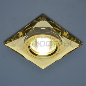 фото Точечный светильник 8470 YE/GD (зеркальный / золото)