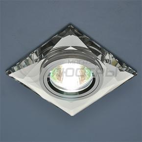 фото Точечный светильник 8470 CLEAR/CH (зеркальный / серебро)
