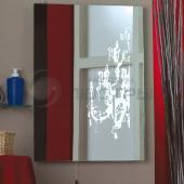 фото Зеркало с подсветкой Andretta LSQ-2200-01