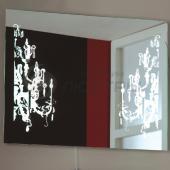 фото Зеркало с подсветкой Andretta LSQ-2200-02