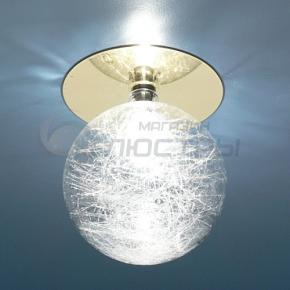 фото Точечный светильник SD8095 WH+GD (белый/золото)