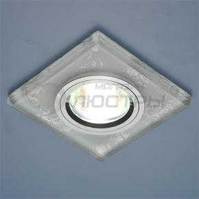 фото Точечный светильник 8571 SL FL/CH (белый / хром)
