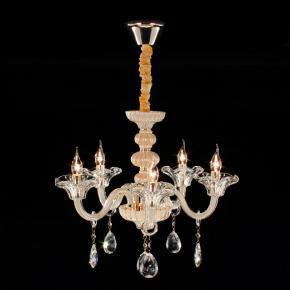 фото Люстра подвесная Citilux Ирида Шампань+Золото CL351151