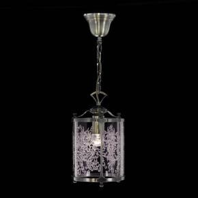 фото Подвесной светильник Citilux Версаль Бронза CL408113