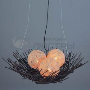 фото Подвесной светильник Ротанг 226016203