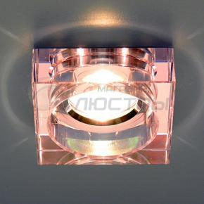 фото Точечный светильник 9171 PK/SL  (розовый/серебряный)