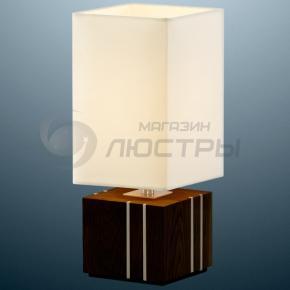 фото Настольная лампа Woods A1012LT-1BK