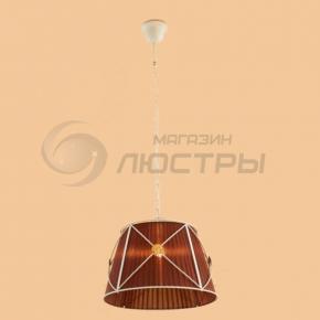 фото Светильник подвесной Дрезден Шоколад CL409133