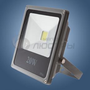 фото Прожектор светодиодный N-LED 20W 6700K