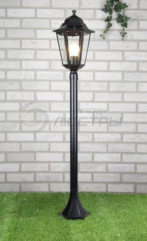 фото Светильник уличный NX98HA005 черный