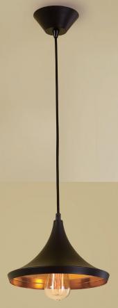 фото Подвесной светильник Citilux Эдисон Черный CL450209