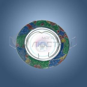 фото Точечный светильник HS-614A SH RBG-2 (разноцветный)