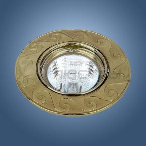 фото Точечный светильник 731 SB (бронза)