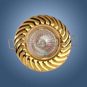 фото Точечный светильник 755 GD (золото)
