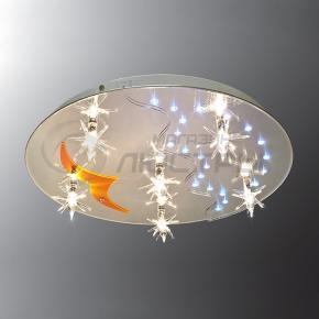 фото Потолочный светильник Г Панель 1-1382-6-CR-LED Y G4