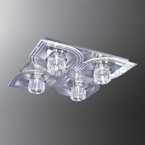 фото Потолочный светильник Г Панель 1-1393-4-CR-LED Y G4