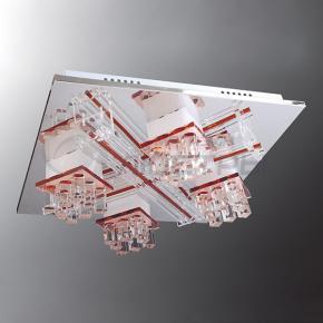 фото Потолочный светильник Г Панель 1-1617-4-CR-LED Y G4