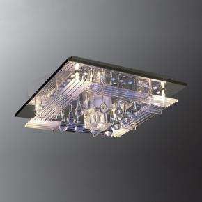 фото Потолочный светильник Г Панель 1-1617-5-CR-LED Y G4