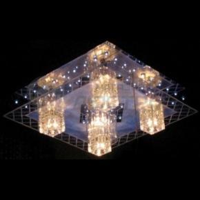 фото Потолочный светильник Г Панель 3508/5 CR LED Y пульт