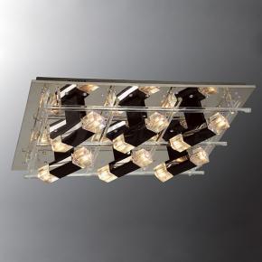 фото Потолочный светильник Г Панель 1-4701-6+6-CR-LED Y G4