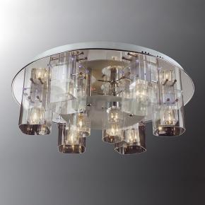 фото Потолочный светильник Г Панель 1-5200-6+3-CR-LED Y G4