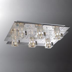 фото Потолочный светильник Г Панель 1-8080-6-CR-LED Y G4