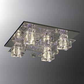 фото Потолочный светильник Г Панель 1-8171-4-CR-LED Y G4