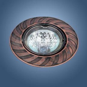 фото Точечный светильник KL720 медь