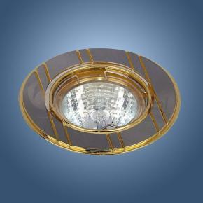 фото Точечный светильник KL736 SN/G (сатин-никель/золото)