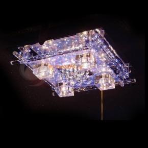 фото Потолочный светильник Г Панель 8509/6 CR LED Y пульт