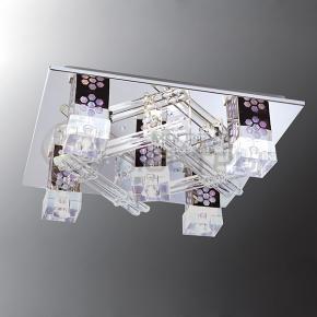 фото Потолочный светильник Г Панель 1-8812-5-CR-LED Y G4