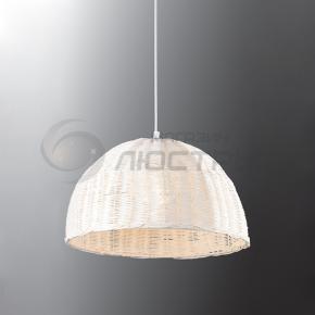 фото Подвесной светильник Н Ротанг 2-0145-1-WH E27