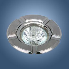 фото Точечный светильник 101B SN/N (сатин-никель/никель)