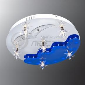 фото Потолочный светильник Г Панель 1-1387-6-CR-LED Y G4