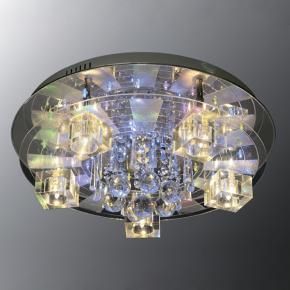 фото Потолочный светильник Г Панель 1-8967-8-CR-LED Y G4