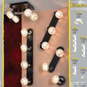 фото Потолочный светильник Silandro LSL-8609-04
