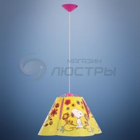 фото Детский светильник подвесной  Snoopy 662394