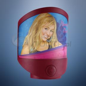 фото Детский светильник Hannah Montana 662360