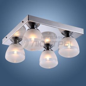 фото Люстра потолочная влагозащищенная Arte Lamp Aqua A9501PL-4CC