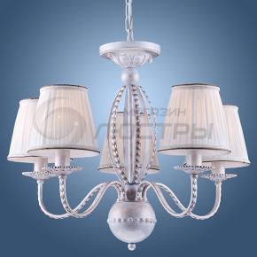 фото ЛЮСТРА ARTE LAMP A2046LM-5WG CALAMARO