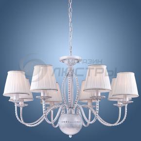 фото ЛЮСТРА ARTE LAMP A2046LM-8WG CALAMARO