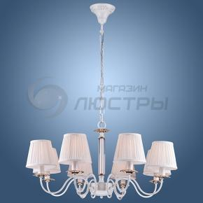 фото ЛЮСТРА ARTE LAMP A2065LM-8WG FELICITA