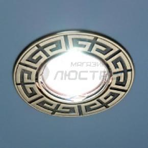 фото Точечный светильник 120090 SB (бронза)