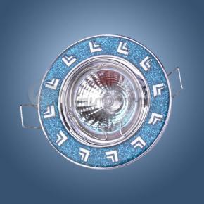 фото Точечный светильник 613A BL (синий)
