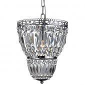 фото  Подвесной светильник SUNDSBY хром 105016