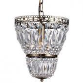 фото  Подвесной светильник SUNDSBY бронза 105017