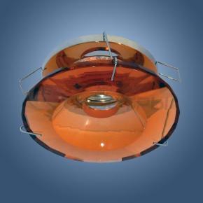 фото Точечный светильник S6306 T (янтарный)