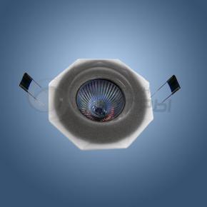 фото Точечный светильник 1554 белый