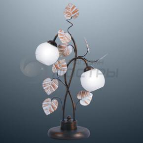 фото Настольная лампа  Flora A3539LT-2BG