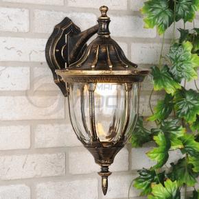 фото Светильник уличный NLG9909-G черное золото